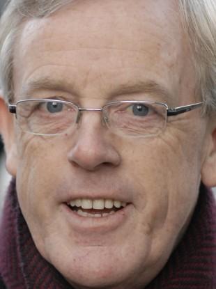 Frank Dunlop in 2007