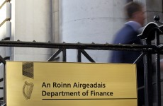 Exchequer figures show deficit and tax revenue rise