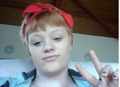Missing teenager Naomi Whittington