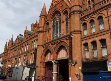The George's Street Arcade