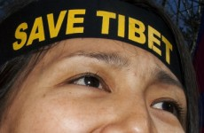 Global rallies for Tibet take place in Dublin, London and New York