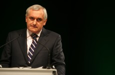 Ahern's profile removed from public speaking agencies' websites