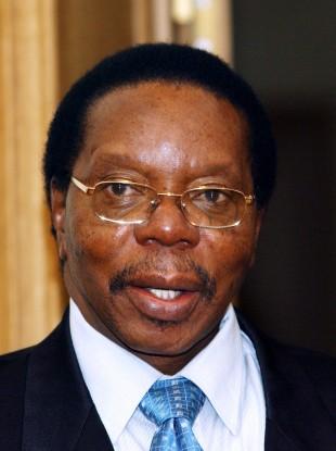 Bingu Wa Mutharika in 2005