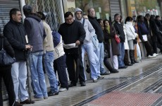 Eurozone unemployment hits 10.8 per cent