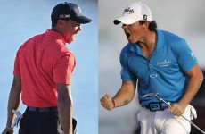 Expert view: 'Rory should think that he's Tiger's equal out on that golf course'