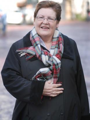 Therese Ridge at the Mahon Tribunal in 2008.