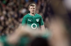 Plight of Keith Earls: The man who would be BO'D is now playing back-up to Kearney