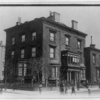 The home of Mrs JP Morgan, wife of financier JP Morgan, 231 Madison Avenue in 1913. (Library of Congress, Prints & Photographs Division)