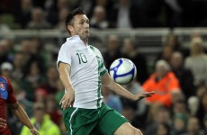 No K.O for Keane: Scan of Robbie's hamstring shows no tear