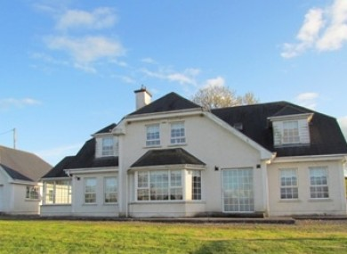 The five-bed house in Castlepollard in Westmeath