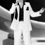 In 1980 Johnny Logan won the Eurovision for the first time for Ireland, singing What's Another Year in The Hague.   Image: PA/PA Archive/Press Association Images