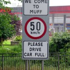 If you're going to travel to Donegal to get your name taken beside the Muff roadsign, then you may has well go the whole hog and visit the Muff Diving Club while you're at it. The Donegal town has already made it onto lists of funny place names in esteemed publications like The Guardian, FHM and Funny or Die, and it certainly deserves a place in our list too.   Image: Addypope via Flickr/Creative Commons