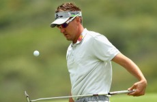 Ian Poulter continues Volvo defence, Kaymer bows out