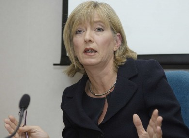Information Commissioner Emily O'Reilly