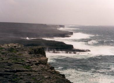 Inish Mór coastline (File photo)