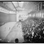 1904: Jai Alai Hall, Havana, Cuba. (Library of Congress, Prints & Photographs Division)