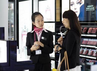DAA's new store in Changshui Airport