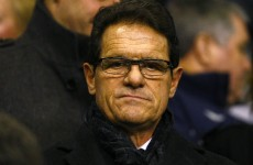 Moscow flier? Russia talks to Capello about manager post
