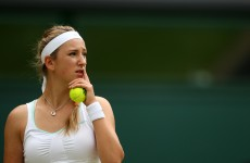 Serena might have the title, but Victoria Azarenka regains number one ranking
