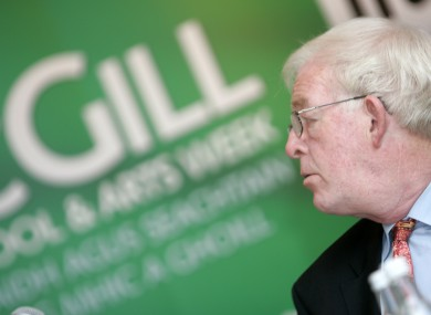 Economist Colm McCarthy at last year's MacGill Summer School