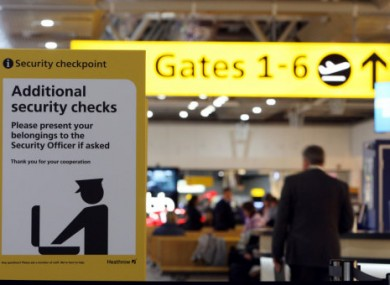 production in airport security Border security: australia's front line is an australian as airport security co-operation with seven in the production of future border security.