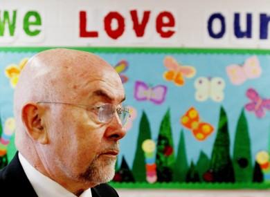 Education Minister Ruairi Quinn