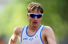 Olympic walking champion booted out of games after failed drugs test