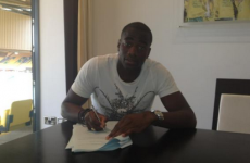 Going for a Bassong: Norwich land Spurs defender on three-year-deal