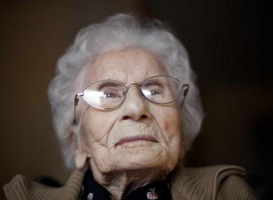 Besse Cooper - oldest woman in the world