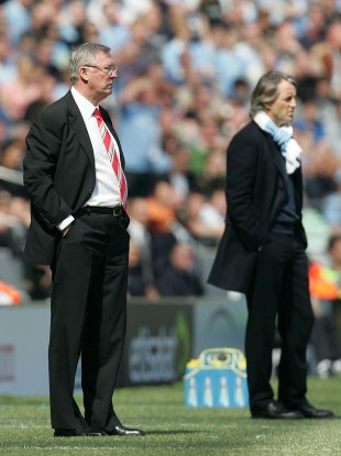 Ferguson and Mancini will go head-to-head again this season.