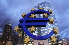 "Figures indicate European economy is ""dropping back into recession"""