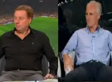 'Arry and Mick.