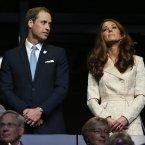 The Duke and Duchess of Cambridge. (AP Photo/Matt Dunham)