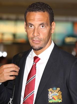Rio Ferdinand: personal hearing.