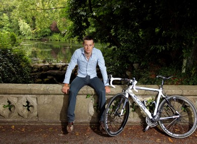 Nicolas Roche: will ride for Contador next year in the Tour.