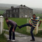 Source: (2thin2swim Flickr/Creative Commons) Glanquin house, near Kilnaboy, Co Clare, is the private home of the McCormack family but they've started offering tea and guided farm tours for visitors to the house, home to 'Father Ted' in the 1990s Channel 4 series.<span class=
