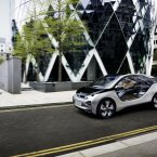 The solely-electric BMW i3 Concept designed for urban use. (Image: BMW Group)