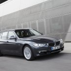 The BMW 3 Series Touring 'on location', according to a BMW press release. (Image: BMW Group)