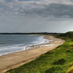 Source: (Michael Osmenda Flickr/Creative Commons)  Steven Spielberg chose the Co Wexford beach as a stand in for the D-Day landings in Omaha beach after failing to secure permission to film in either Normandy or the UK.<span class=
