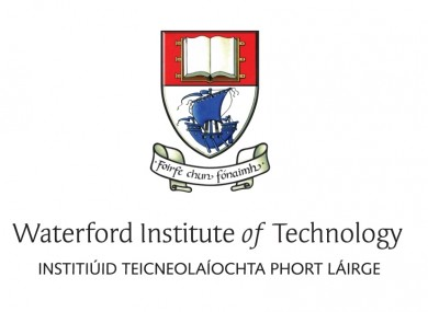 Image result for waterford IT logo