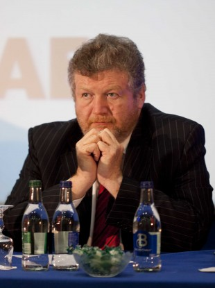 James Reilly has been under pressure to cut back on spending at the Department of Health - and needs consultants' agreement to do so.