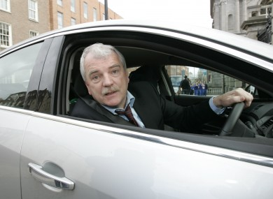 Independent TD Finian McGrath will be among those returning to the Dáil chamber this week.