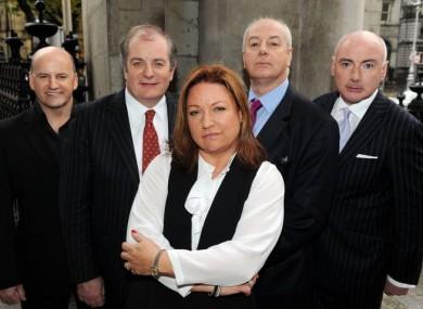 Ireland's Dragons, helping Ireland's entrepreneurs through RTÉ's television programme