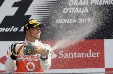 Italian Grand Prix: Hamilton recharges title bid with Monza win