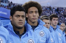 You're not incredible! Hulk is no Messi, says demoted Zenit star