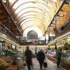 Queen Elizabeth II visited this covered market which has been trading in Cork city since 1788. Image: Andrew Bradley/Tourism Ireland.