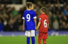 VIDEO: Merseyside unites as Everton pay tribute to the Hillsborough 96