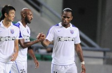 Drogba, Anelka back in Shanghai, says club