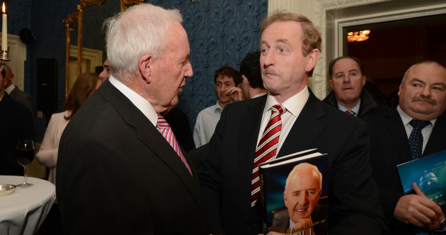 Audio: 'There's something about Bill O'Herlihy' – Taoiseach hails 'Billo'