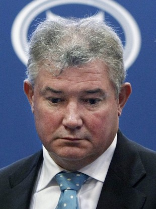 Bank of Ireland Chief Executive Richie Boucher. He received a total package of €898,000 in 2011, of which he waived €67,000.